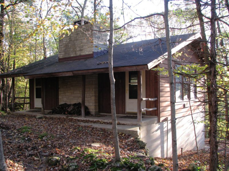 Cherry Lodge - back 1